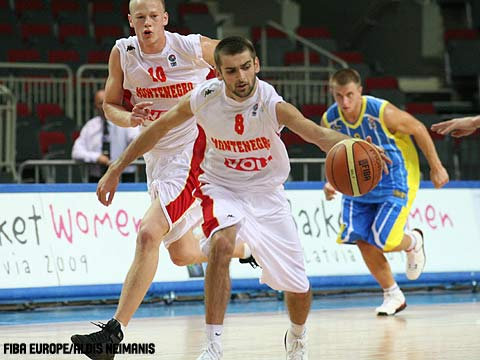 Milos Durisic (Montenegro)